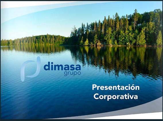 Presentación Corporativa Dimasa Grupo