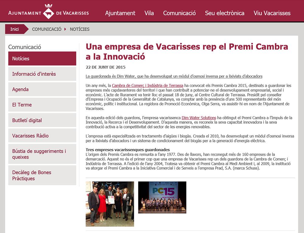 2015 06 22 Vacarisses