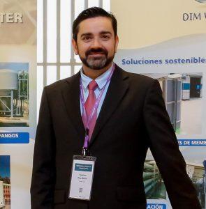 Faustino Díaz, Director General de Dimasa Grupo. Toda su vida profesional en el sector del poliéster y sus múltiples aplicaciones en el sector medioambiental. Segunda generación familiar al frente de una empresa que cree en el I+D+I y las mejoras constantes.